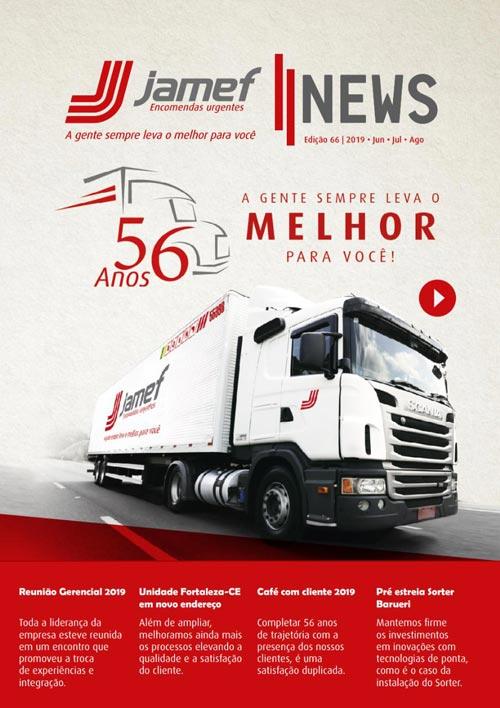 Jamef News