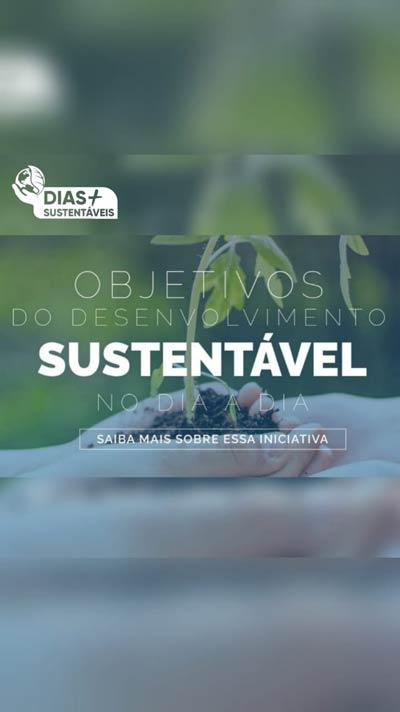 Dicas na Plataforma Dias Sustentáveis