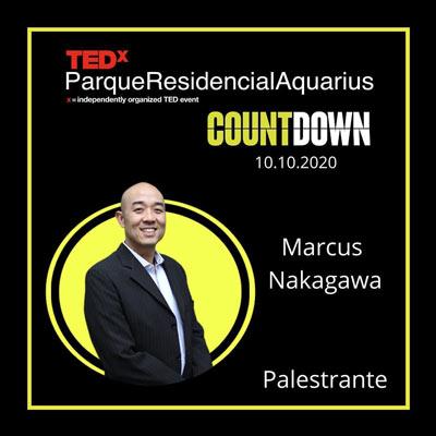 TEDx Parque Residêncial Aquarius