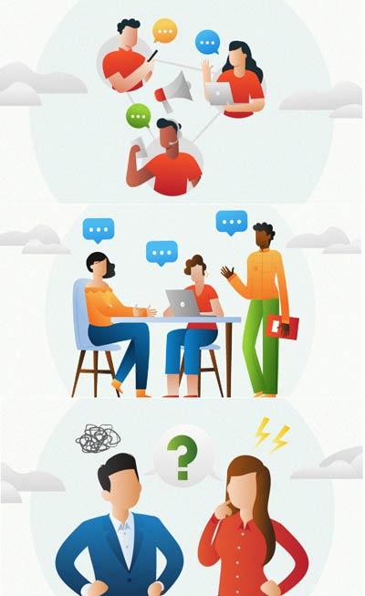 Humanizando a  comunicação