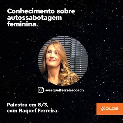 Olos promove palestra especial para Dia Internacional da Mulher