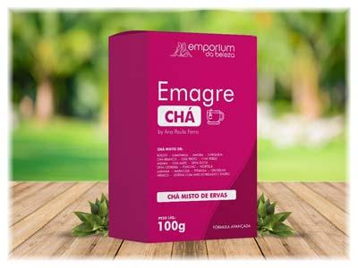 Emporium da Beleza lança o Emagre Chá