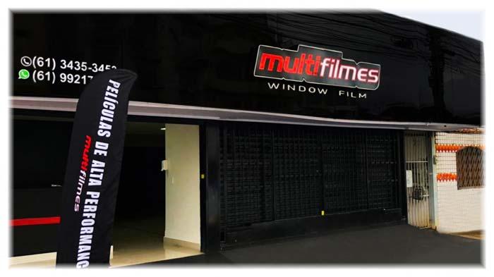 Multifilmes inaugura três novas unidades