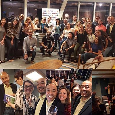 Reunião de líderes de Diversity & Inclusion da Microsoft