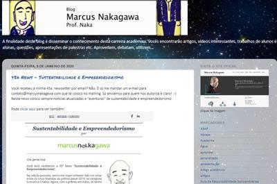 Blog Profº Naka