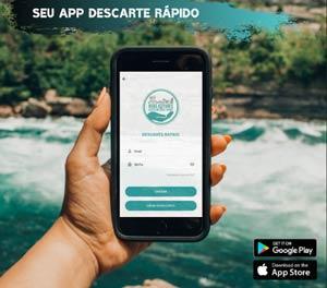 Baixe um aplicativo que ajude o mundo: Descarte Rápido