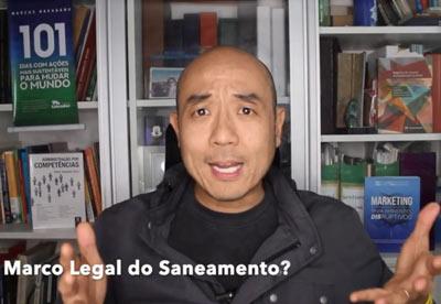 Marco Legal do Saneamento Básico
