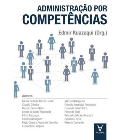 Livro: Administração por Competências