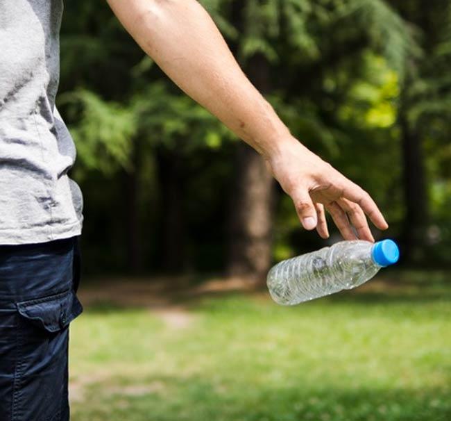 Consumo do plástico de maneira consciente