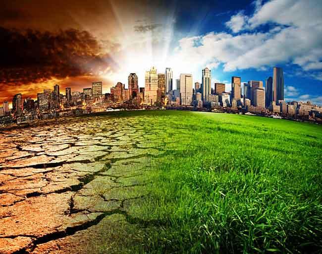 Mudanças Climáticas no mundo