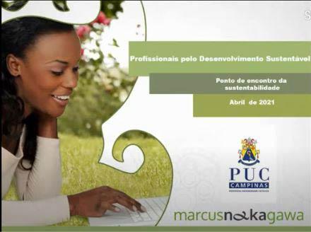 Palestra na PUC- Campinas