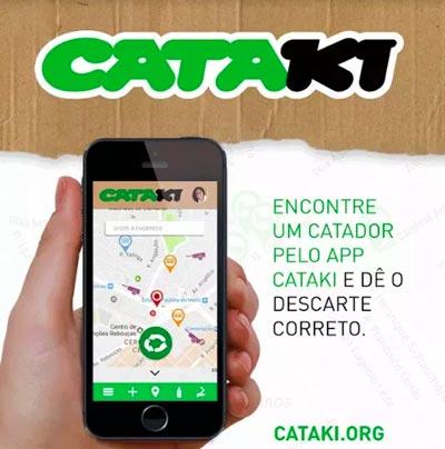 App conecta você a catadores e cooperativas de recicláveis