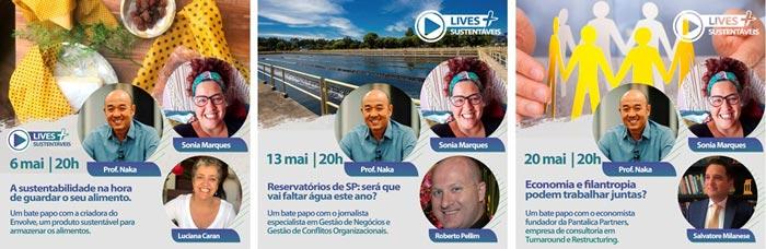 Programa Lives + Sustentáveis