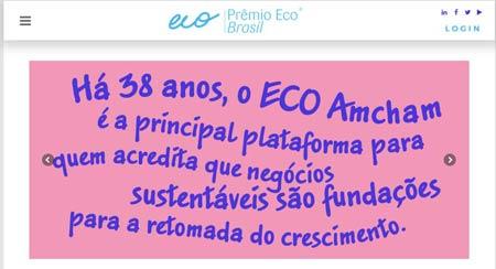 Jurado do Prêmio Eco Amcham Brasil 2021