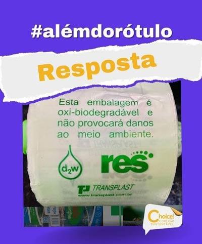 #Alémdorótulo
